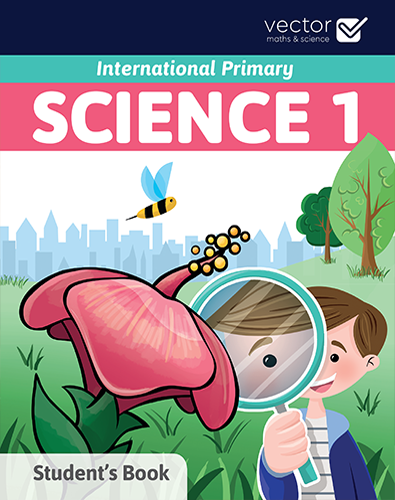 Science 1 book cover