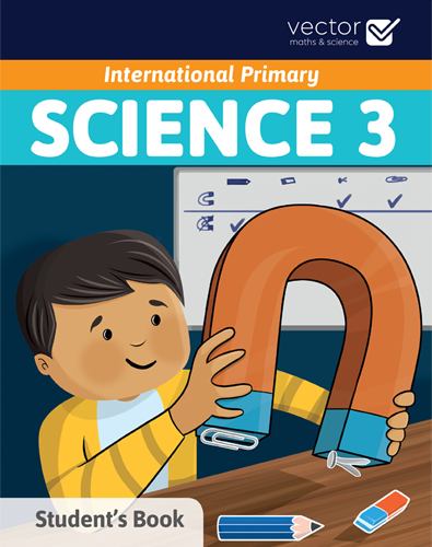 Science 3 book cover