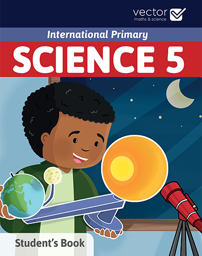 Science 5 book cover