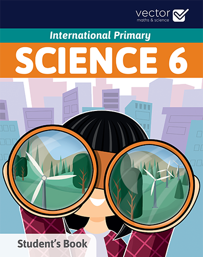 Science 6 book cover